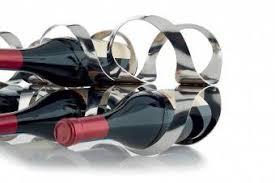 <b>Подставка для бутылок</b> ribbon <b>черная</b> - Kupiwoll