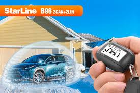 <b>StarLine</b> B96 <b>2CAN</b>+<b>2LIN</b>: защитит, согреет и поможет сэкономить