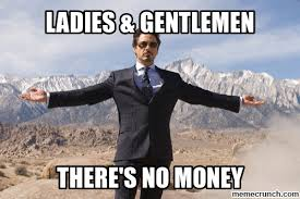 No money via Relatably.com
