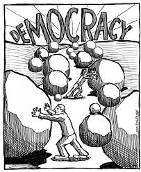 democracy in essay suggestive essay on the role of opposition in a democracy