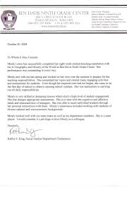 example of a reference letter for a student teacher student teacher recommendation letter examples letter of recommendation student teaching coordinator