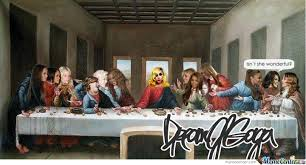 The Last Supper. by Vricks - Meme Center via Relatably.com