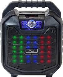 <b>Портативные колонки MAX MR-380</b> Black