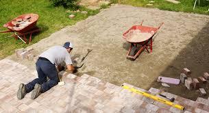 stone patio installation: installation instructions for pavers installing pavers installation instructions for pavers