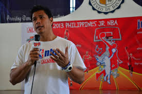 Jr. NBA starts ends with a big bang in Davao City Mo Billacura PBA legend Jojo Lastimosa graced the Jr. NBA Coaches and School Clinics hosted by Phoenix Petroleum on February 2 and 3 2013 at the Ateneo De Davao.
