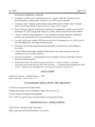Maintenance Manager Resume Sample - All Trades Resume Writing Service Maintenance Manager Resume Sample - page 2