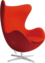 arne jacobsen style egg chair red top quality arne jacobsen style egg