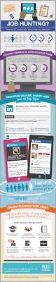how to a job using social media tips infographic social job hunting