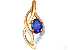 Купить золотые кольца камень цитрин коллекции 2019-2020 ...