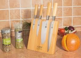 <b>Подставка для ножей</b>, материал: бамбук, <b>Chef</b> (Россия), CH-002 ...