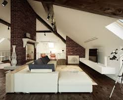 attic living room design youtube: attic living room design ideas photo