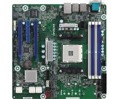 Купить <b>Серверная материнская плата</b> AMD X470 SAM4 MATX ...