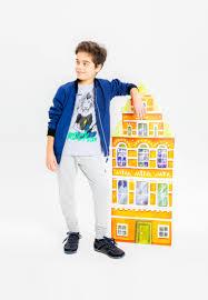 <b>Футболка длинный рукав детская</b> для мальчиков 88106030: цвет ...