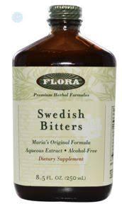 Flora, <b>Шведские горькие настойки</b> (<b>Swedish</b> Bitters), 250 мл в ...
