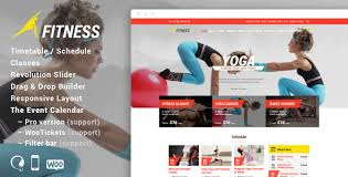 <b>Gym</b> - <b>Fitness</b> WordPress by vamtam | ThemeForest