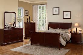 the best traditional master bedroom ideas romantic featuring dark cherry varnish teak wooden king size canopy cherry wood furniture