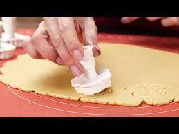 <b>Формочки</b> с печатью для печенья <b>DELICIA</b>, 4 шт., <b>рождественские</b>