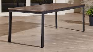 hardware dining table exclusive: rocha rectangular dining table  rocha rectangular dining table rocha rectangular dining table