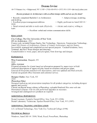 architect resume template resume and cover letters architecture resume format