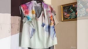 <b>Блузка</b>-<b>футболка</b>,<b>Ted Baker</b> 46-48 купить в Иркутской области на ...