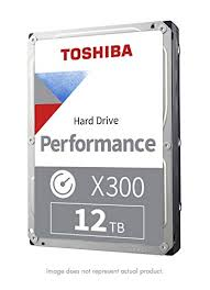 <b>Toshiba X300 12TB</b> Performance & Gaming I- Buy Online in ...