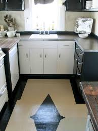 Painting Linoleum Kitchen Floor Ideas For Refacing Kitchen Cabinets Hgtv Pictures Tips Hgtv