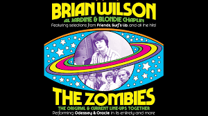 <b>Brian Wilson The</b> Zombies | Fox Theater