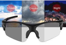 ROCKBROS Sport Photochromic <b>Polarized Glasses Cycling</b> ...