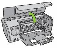 <b>HP Deskjet</b> D4360, D4363, and D4368 Printers - Replacing <b>Ink</b> ...