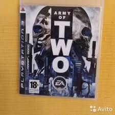 Army of two PS3 | Festima.Ru - Мониторинг объявлений