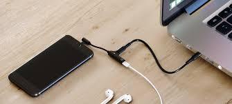 Адаптер — простой способ расширить возможности телефона