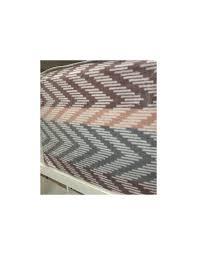 Плед Tac Cotton Battaniye Capri Фиолетовый, 200х220 см купить ...