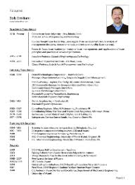 how to make a good cv   yeskebumennewscohow to make a good cv how to make a good cv billie thaler