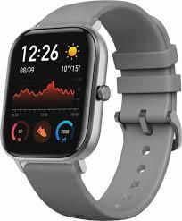 """Купить Смарт-часы AMAZFIT <b>GTS</b>, 1.65"""", <b>серый</b> в интернет ..."""
