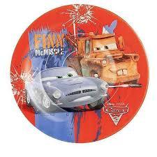 <b>Тарелка десертная Luminarc Disney</b> Cars2 - H1495 | Детская ...
