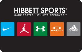 Hibbett Sports Gift Card | Kroger Gift Cards
