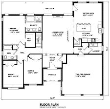 CANADIAN HOME DESIGNS   Custom House Plans  Stock House Plans    OSHAWA FLOOR PLAN