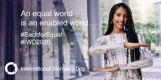 International <b>Women's Day</b> 2021