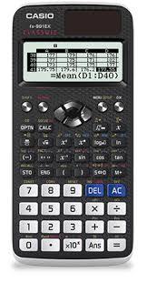 Новый научный <b>калькулятор Casio fx</b>-<b>991EX</b>
