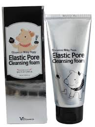 <b>Пенка для умывания Milky</b> Piggy Elastic Pore Cleansing foam ...