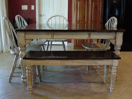Restaining Kitchen Table Remodelaholic Kitchen Table Refinished With Distressed Look