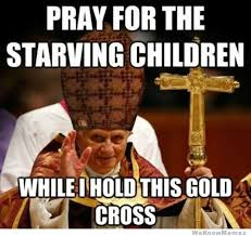 Scumbag Pope | WeKnowMemes via Relatably.com
