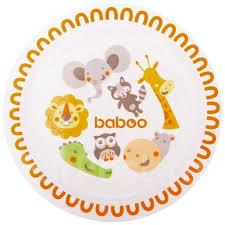 <b>Тарелка</b>. <b>Safari</b>. 6+ <b>Baboo</b> - Детское питание, кормление во ...