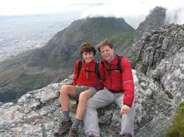 Image result for table mountain hike photo