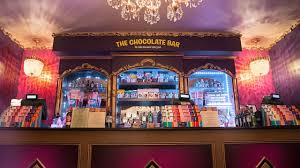 charlie and the chocolate factory serving dylan s candy bar charlie and the chocolate factory serving dylan s candy bar treats more unique theater concessions am new york