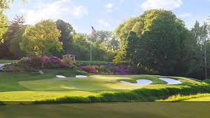 2018 PGA Championship at the Bellerive Country Club, St Louis ...