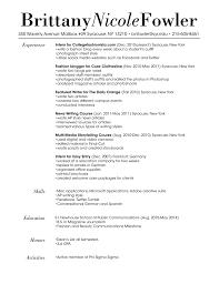 fashion stylist internship cover letter  assistant fashion stylist cover letter for resume bestsampleresume