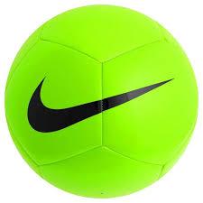 <b>Футбольный мяч Nike Pitch</b> Team №5 green купить, цены в ...