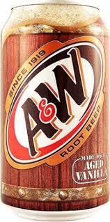<b>Напиток газированный A&W Root</b> Beer, 12 шт х 355 мл — купить ...