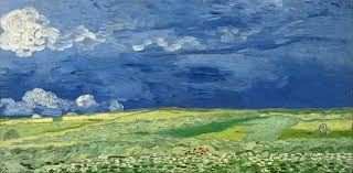 wheat fields van gogh series wheatfield under thunderclouds 1890 van gogh museum amsterdam f778